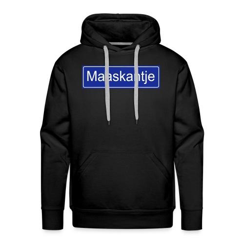 Maaskantje - sweater - Mannen Premium hoodie