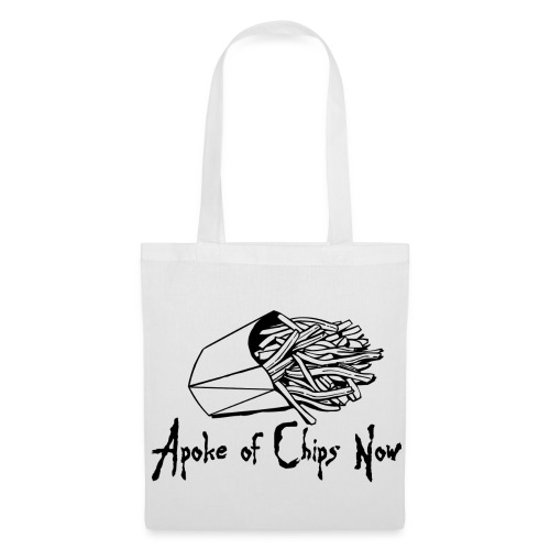A poke of Chips Now - Tote Bag