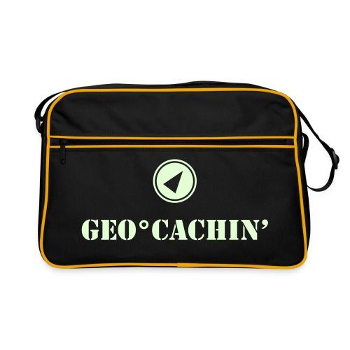 Geocaching - Retro Tasche
