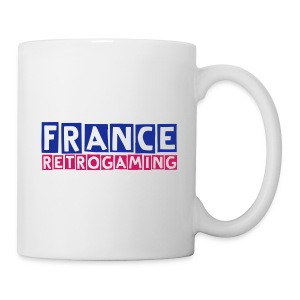 MUG France Retrogaming - Tasse