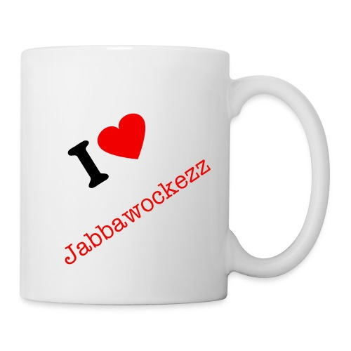 I love Jabbawockezz - Taza