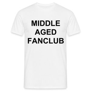 MIDDLE AGED FANCLUB - Men's T-Shirt