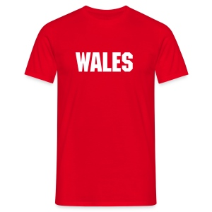 Red Wales Tee - Men's T-Shirt