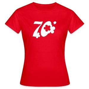 Tee Shirt femme 70' - T-shirt Femme