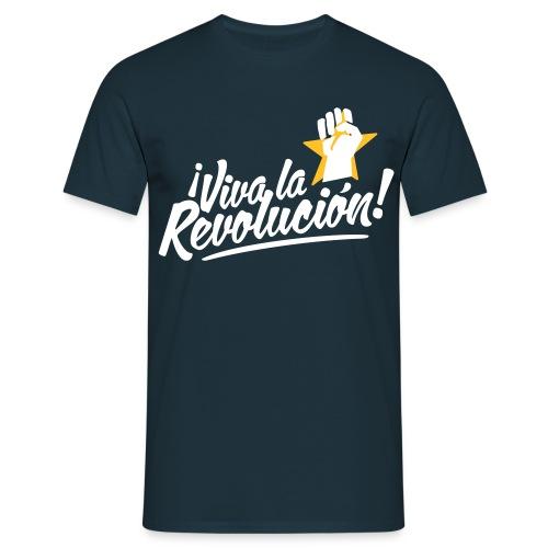 Revolution - Miesten t-paita