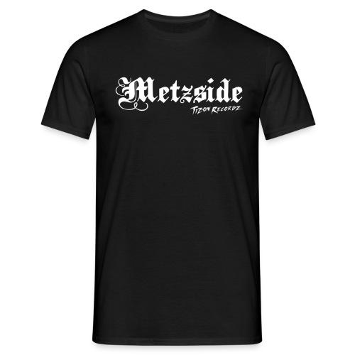 MetzSide (couleur au choix) - T-shirt Homme