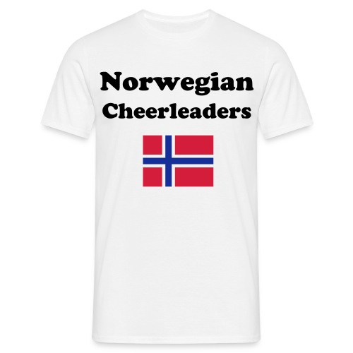 CHEER T-SHIRT - T-skjorte for menn