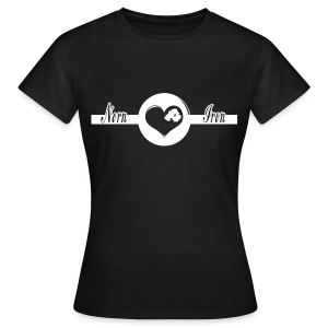 Norn Iron Heart - Women's T-Shirt