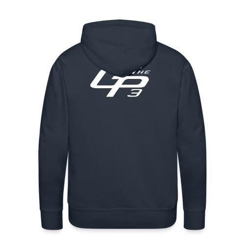 GP3 Kapuzenpulli  - Männer Premium Hoodie