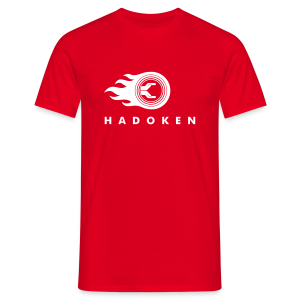 Hadoken - Men's T-Shirt
