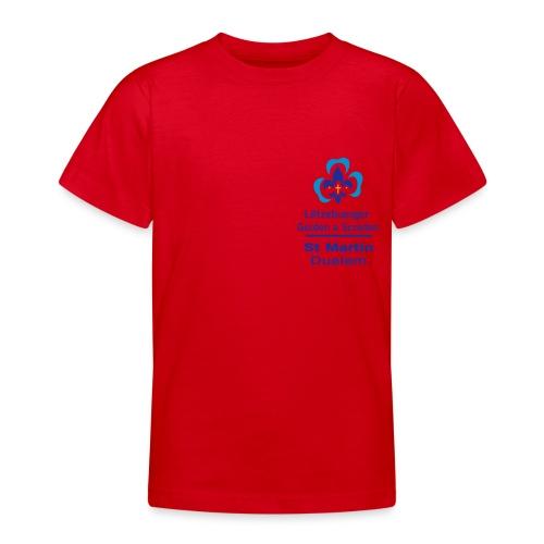 Children LGS Duelem vorne - Teenager T-Shirt