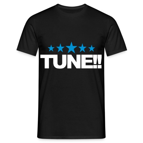 Tune Men's T-Shirt  - Men's T-Shirt