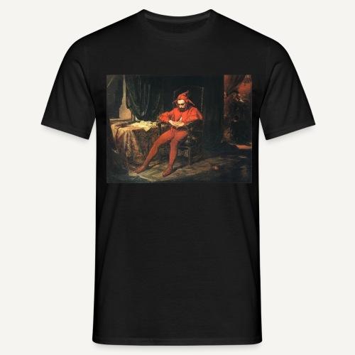 Stańczyk (wg. Matejki) - Koszulka męska