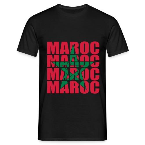 Maroc's my life tshirt - T-shirt Homme