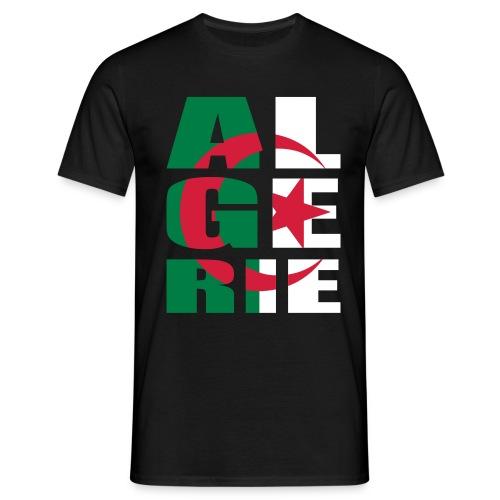 I love Algerie - T-shirt Homme