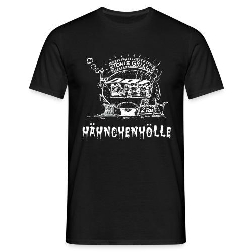 Hähnchenhölle für Männer - Männer T-Shirt