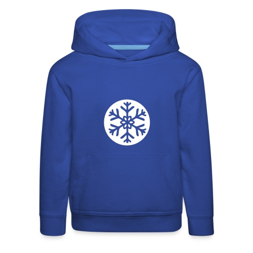 Winter'shirt - Pull à capuche Premium Enfant