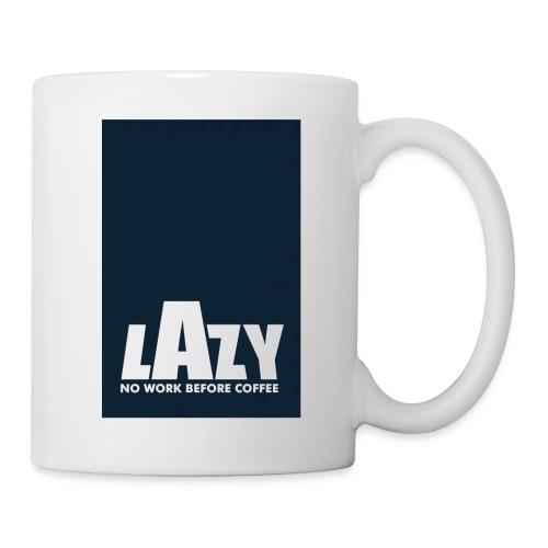 LAZY WORK MUG - Mug