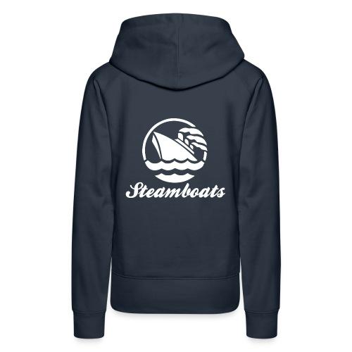 Steamboats - Women's Premium Hoodie