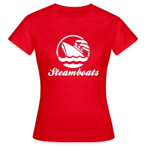 Steamboats - Women's T-Shirt