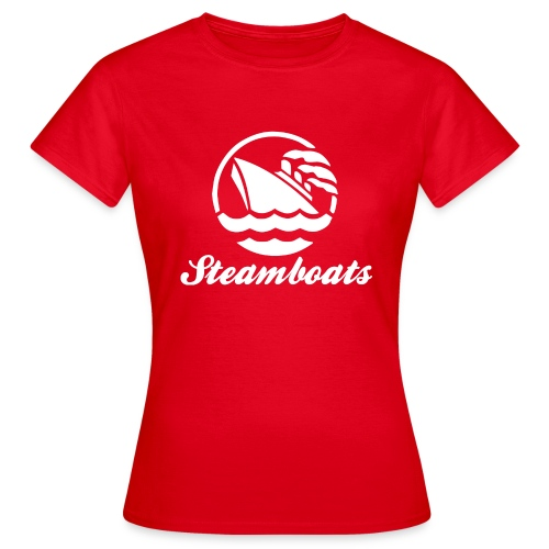 Steamboats - Women's T-Shirt