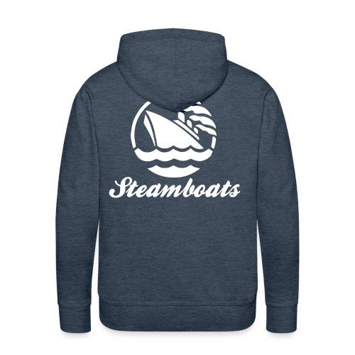 Steamboats - Men's Premium Hoodie