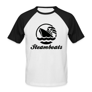 Steamboats - Men's Baseball T-Shirt