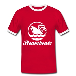 Steamboats - Men's Ringer Shirt