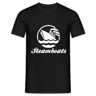 T-Shirts ~ Men's T-Shirt ~ Steamboats