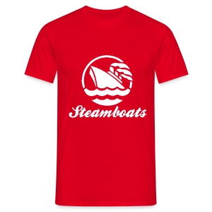 Steamboats - Men's T-Shirt