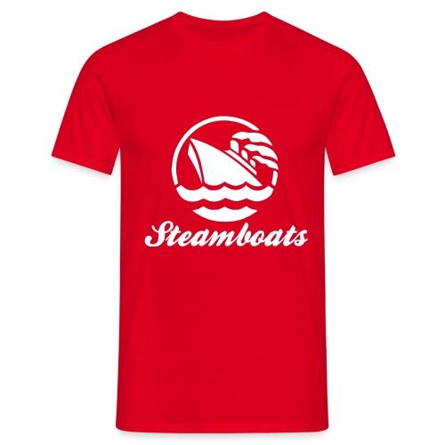 Steamboats - Men's T-Shirt