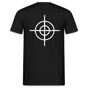 target on your back - Men's T-Shirt