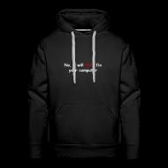 Hoodies & Sweatshirts ~ Men's Premium Hoodie ~ No, I will not fix your computer