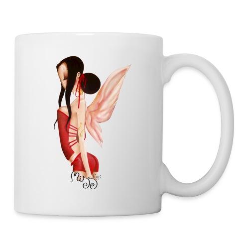 mug_angel - Mug blanc