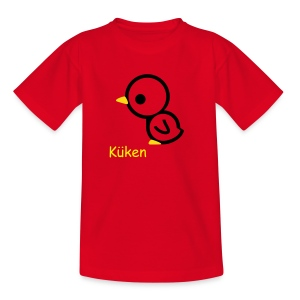 Küken - Teenager T-Shirt
