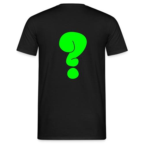 ? T-shirt - T-shirt herr