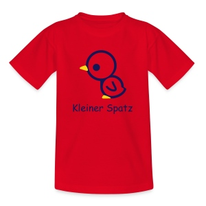 Kleiner Spatz - Teenager T-Shirt