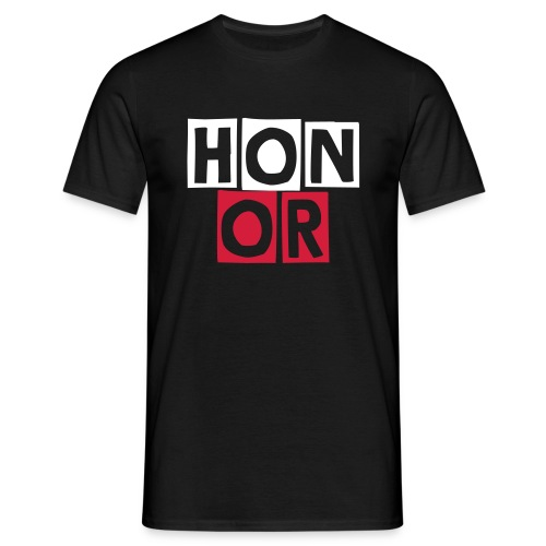 Honor - Men's T-Shirt