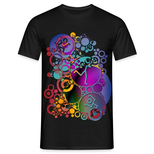Beelo Shirt 4 Black - Männer T-Shirt
