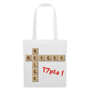 sac scrabble2 - Tote Bag