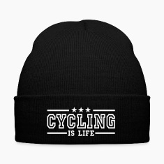 cycling is life deluxe Kasketter & Huer