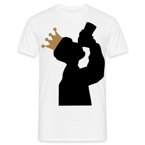 Bier style - Männer T-Shirt