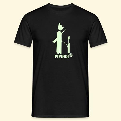 Jaegershirt Original Pipinol (C) radioaktiv *NEU* - Männer T-Shirt