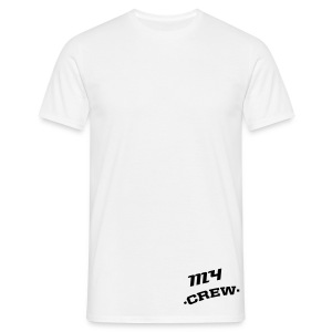 My crew B court - T-shirt Homme