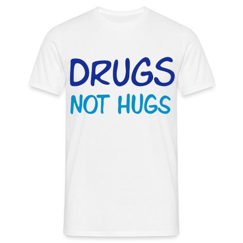 Not Hugs - T-shirt herr