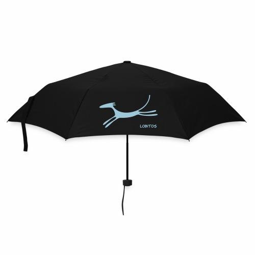 Windhund Wini - Regenschirm (klein)