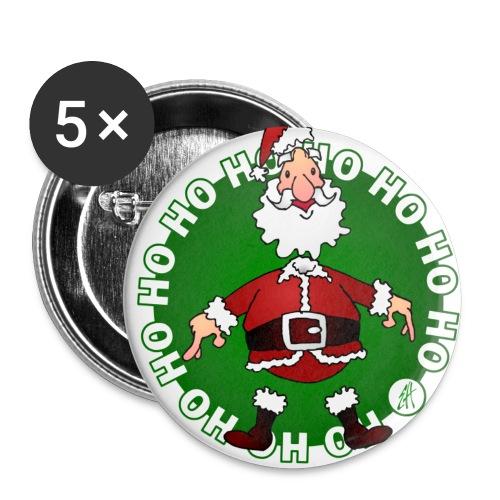 Speciale Natale - Spilla piccola 25 mm