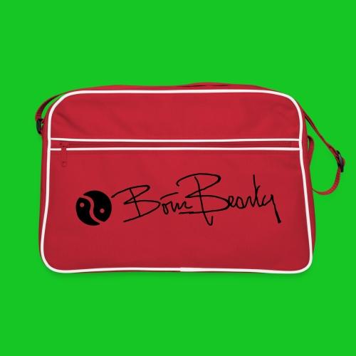 Born Beauty Classic tas rood - Retro-tas