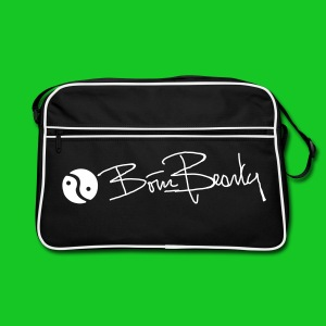 Born Beauty Retro Bag zwart - Retro-tas