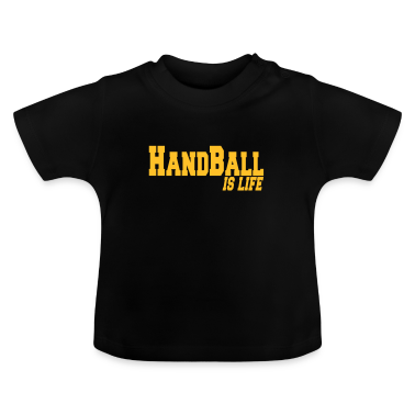 handball is life Baby Shirts